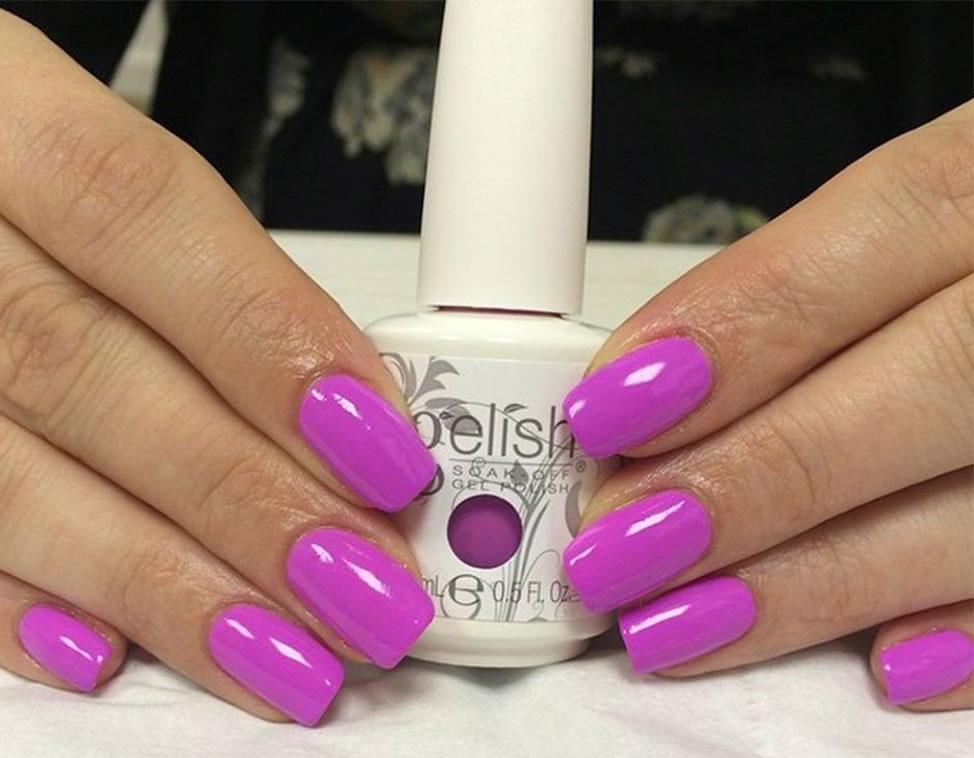 Gelish GEL manicure Huddersfield